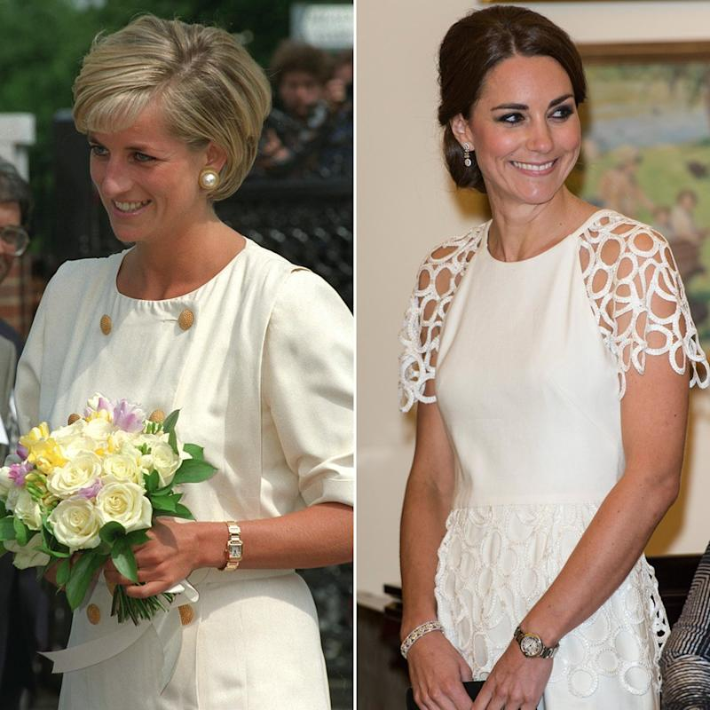 The 1 Accessory That Princess Diana, Prince William, and Kate Middleton All Share