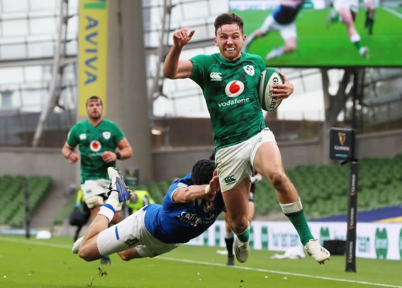 Six Nations Championship - Ireland v Italy