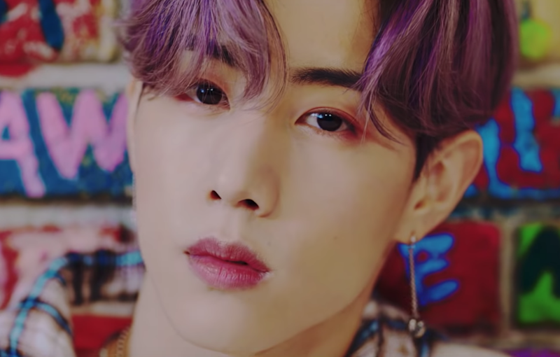 See K-Pop Group GOT7's Best Hair and Makeup Looks from the New