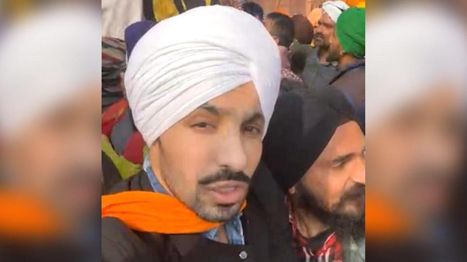 Deep Sidhu, Named in Delhi Police FIR For Red Fort Violence, Reportedly  Missing