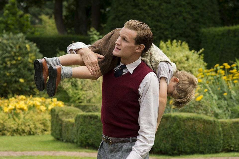 <p>Matt Smith from Doctor Who was the first actor to take on the role of the Queen's husband. The role earned him a Primetime Emmy Award nomination.</p>