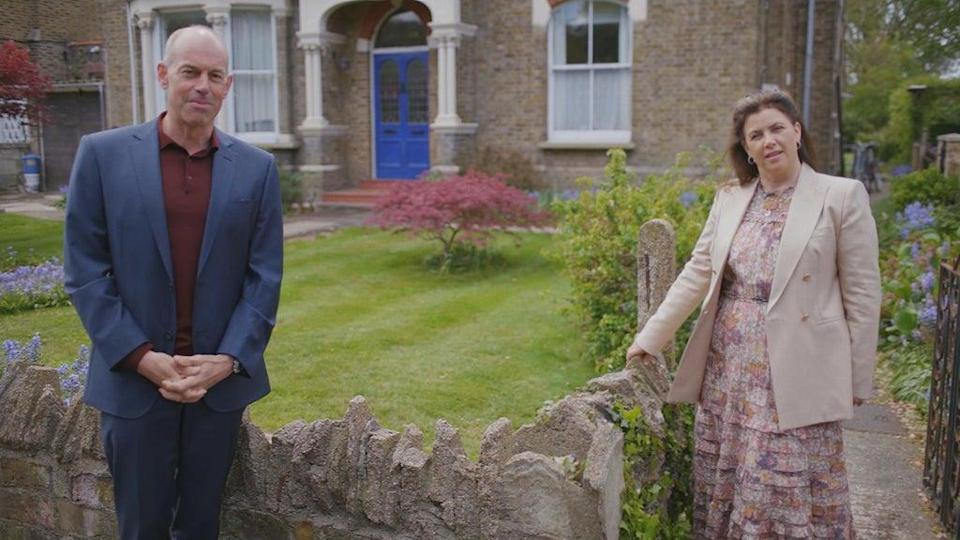 Phil Spencer and Kirstie Allsopp (Channel 4/PA)