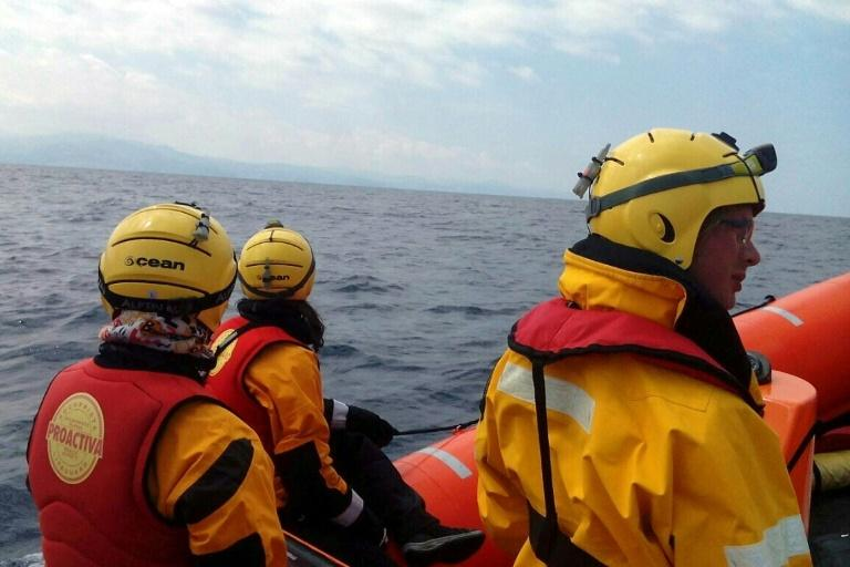 Migrant boat sinks off Greece