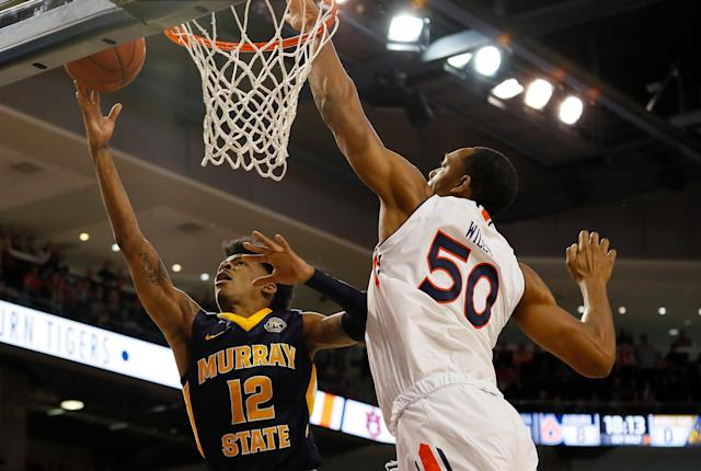 Ja Morant was excellent as a freshman, averaging 12.7 points, 6.5 rebounds and 6.3 assists. (AP)