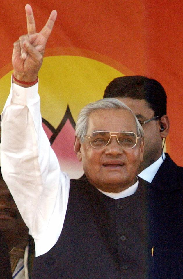 <p>Atal Bihari Vajpayee was born on December 25, 1924, in Gwalior. </p>