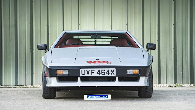 Lotus Esprit Turbo Colin Chapman