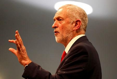 Labour's Corbyn Says Morgan Stanley Is Right to Fear His Party