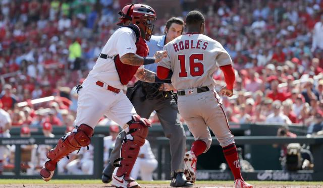 Adam Wainwright too tough for Nationals in Cardinals' 5-1 win