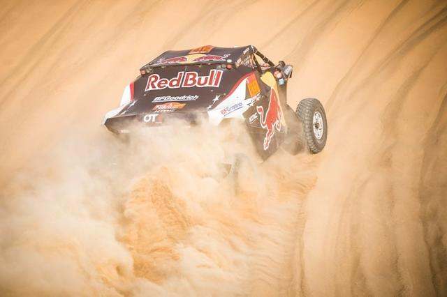 """#412 Red Bull Off-Road Team USA OT3: Mitchell Guthrie, Ola Floene <span class=""""copyright"""">Red Bull Content Pool</span>"""