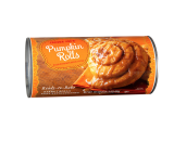 <p><strong>Cinnamon rolls just got Fall-ified with real pumpkin and seasonal spices. </strong>Plus, the icing is made with pumpkin puree and even more seasonings like cinnamon, nutmeg and clove. Pumpkin pull-apart monkey bread anyone?</p>
