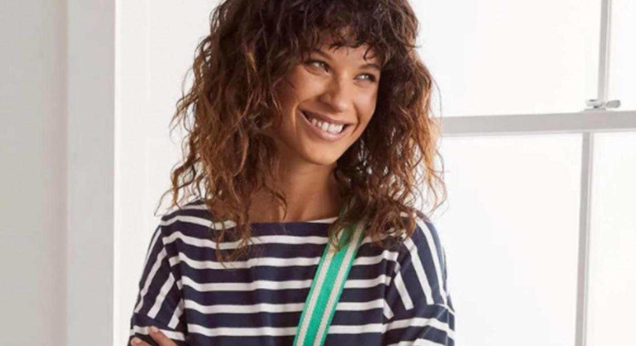 Boden's 60% off sale is not to be missed - especially they huge reduction on dresses.  (Boden)
