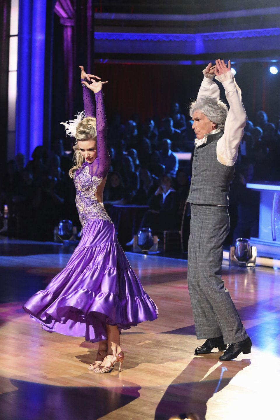 <p>When it was revealed that Bill Nye the Science Guy (that's his full name, and don't you forget it!) would be on season 17, everyone braced themselves for awkwardness. And as it turns out, good ole Bill didn't disappoint with a few great routines before he was eliminated in the second week. </p>