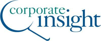 Corporate Insight delivers competitive intelligence, user experience research and consulting services to the nation's leading financial services, insurance and healthcare institutions. As the recognized industry leader in customer experience research for nearly 30 years, we have been the trusted partner to corporations seeking to improve their digital capabilities and user experience. Our best-in-class research platform and unique approach of analyzing the actual customer experience helps corporations advance their competitive position in the marketplace. (PRNewsFoto/Corporate Insight)