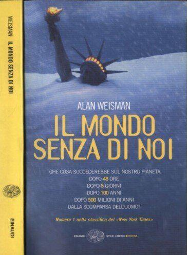 Il mondo senza di noi (Photo: Einaudi)