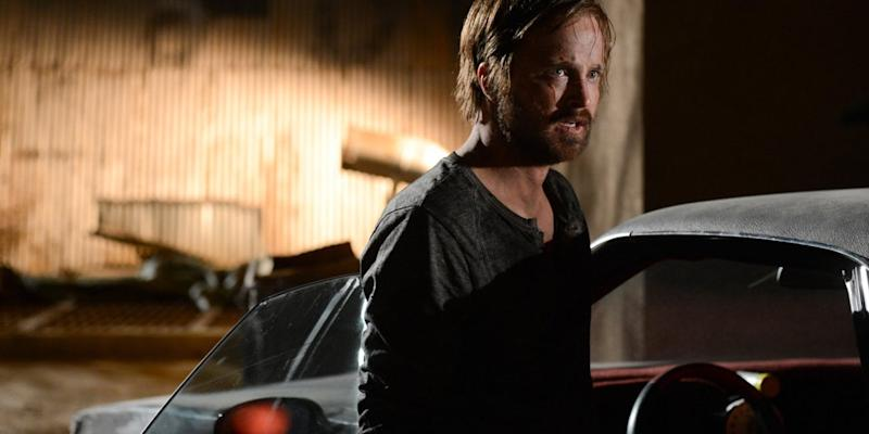 Aaron Paul as Jesse Pinkman (Credit: Netflix)