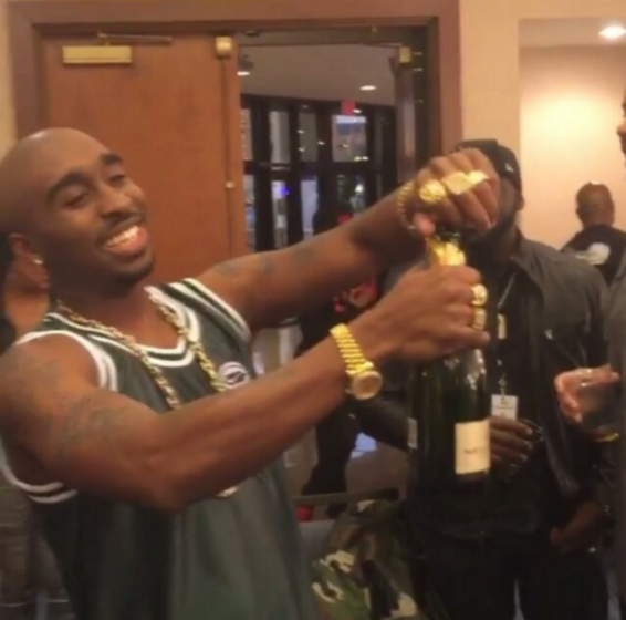 Cast Of Tupac Biopic 'All Eyez On Me' Wraps Filming