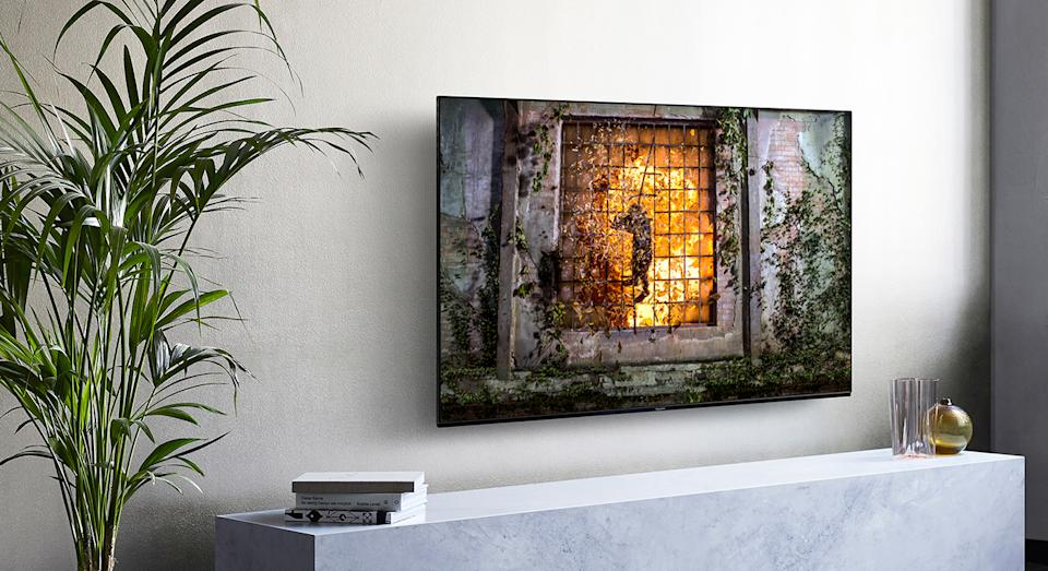 Looking for a new TV? We have found the best 4K HDR TV's to buy now.  (Panasonic TV)