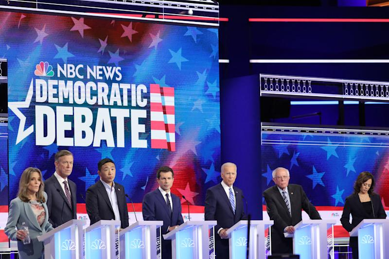 What's Missing in Democratic Debates About Russia and Election