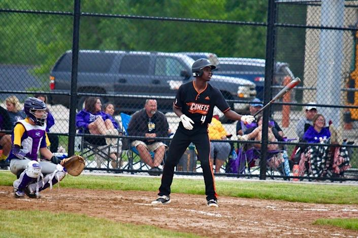 Jeremiah Chapman was the subject of bigoted comments last Saturday when Charles City baseball played at Waverly-Shell Rock.