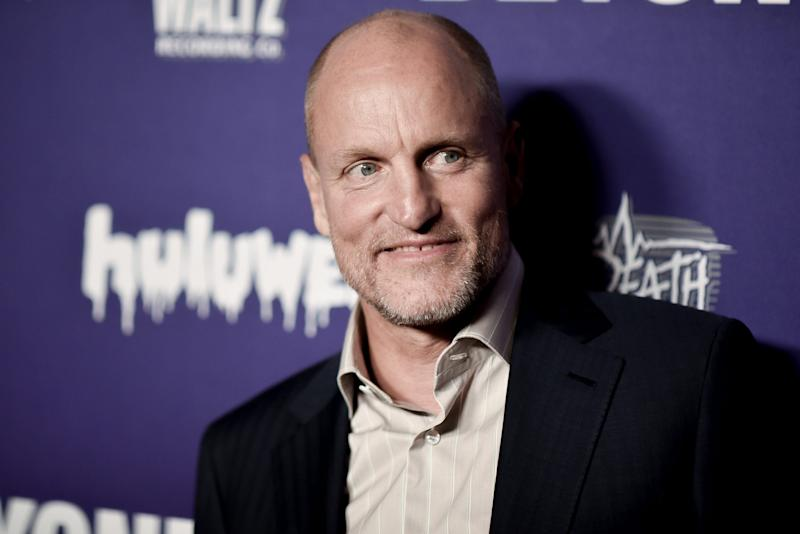"""Woody Harrelson attends the Beyond Fest 25th Anniversary Screening of """"Natural Born Killers."""""""