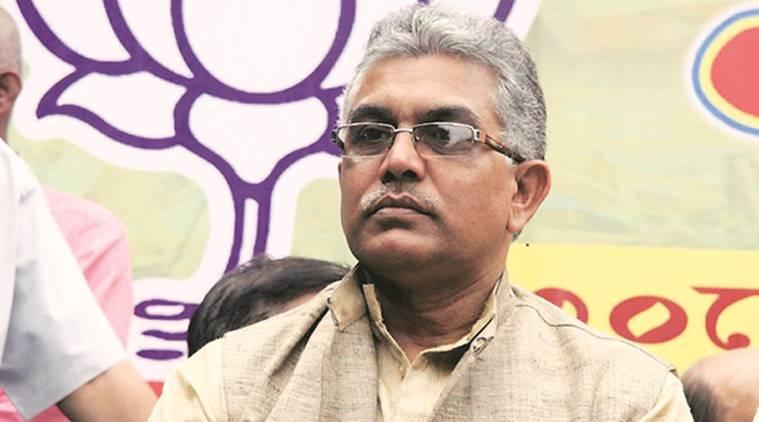 Kolkata city news, Dilip Ghosh, Kolakta, Gorkhaland Agitation, amit shah on Darjeeling, Darjeeling agitation, Gorkhas, separate Gorkhaland state, BJP chief Amit Shah, West Bengal BJP chief Dilip Ghosh, Indian express