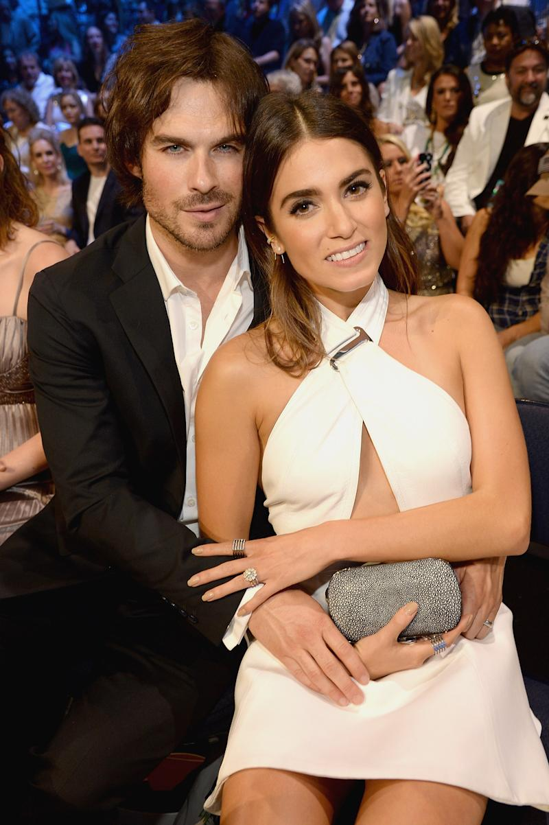 989616bb186b Nikki Reed and Ian Somerhalder Are Having a Baby