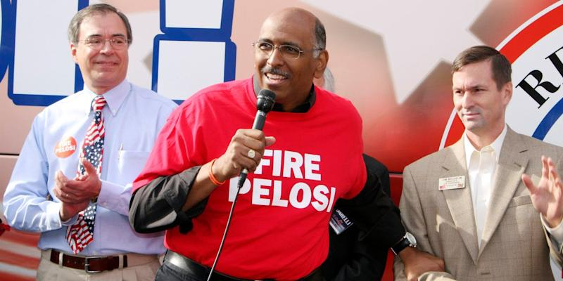 Michael Steele, Former Chairman of the Republican National Committee
