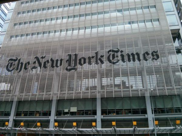 New York Times to fight fake news using IBM's blockchain tech