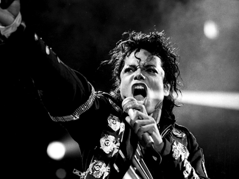 Michael Jackson biopic coming from producer of Bohemian Rhapsody