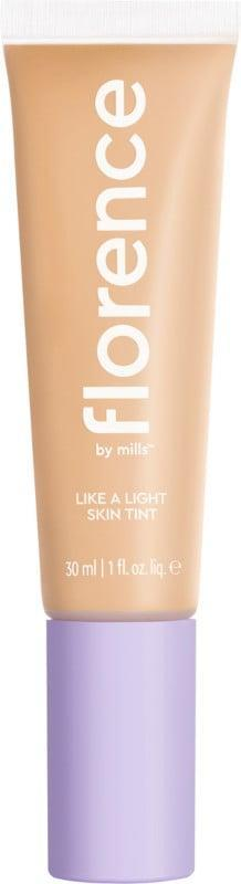 <p>If you are just starting out in makeup, the <span>florence by mills Like a Light Skin Tint</span> ($18) is a great way to dive into complexion products.</p>