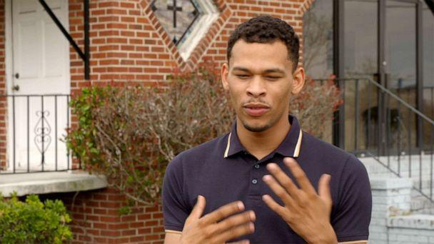 PHOTO: Lawrence Nathaniel, 27, a once-homeless son of Columbia, S.C., founded the group Black Lives Matter South Carolina in 2020. (ABC News)