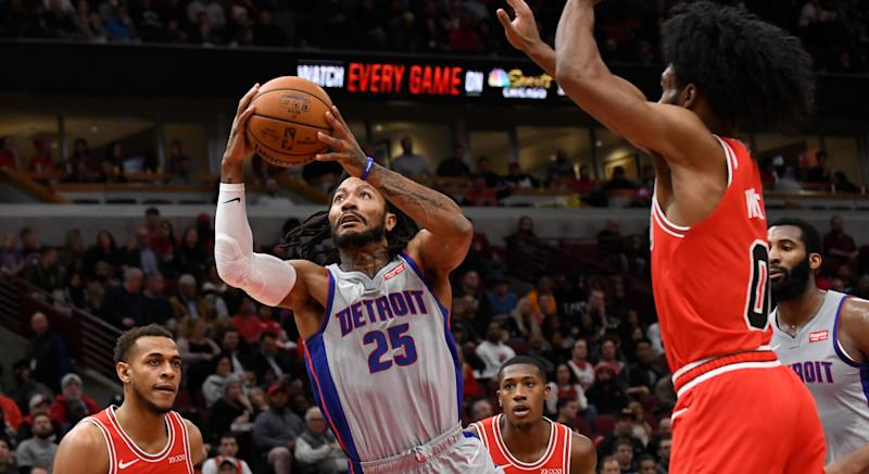 What to watch for: Bulls face Andre Drummond and Detroit Pistons