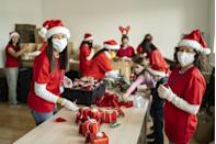 <p>Make some time and space for those less fortunate by participating in or hosting a toy drive this season. Whether you make a donation to an Amazon wishlist or offer up a donation box for neighbors to add their contributions for the less fortunate, this is one activity that you can feel absolutely zero remorse about participating in.</p>