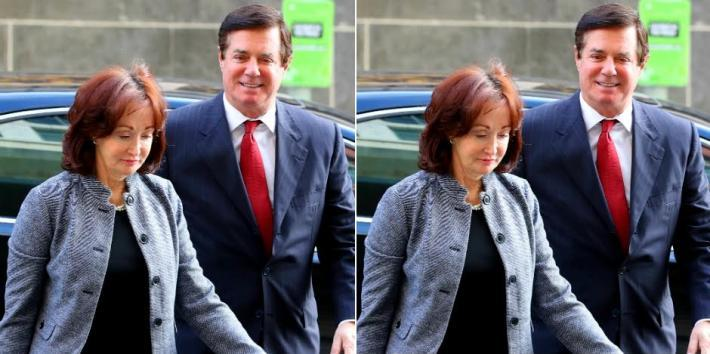 who is Paul Manafort's wife
