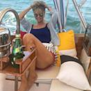 """<p>We hope to be as nautical and chic as Christie Brinkley someday. """"Three Cheers for the Red White and Blue! Happy 4th of July Everybody,"""" the supermodel exclaimed. """"Hope today has you smiling so big your cheeks pop your sunglasses off your face too!"""" (Photo: <a rel=""""nofollow noopener"""" href=""""https://www.instagram.com/p/BWIDyvHFmPM/"""" target=""""_blank"""" data-ylk=""""slk:Christie Brinkley via Instagram"""" class=""""link rapid-noclick-resp"""">Christie Brinkley via Instagram</a>)<br><br></p>"""