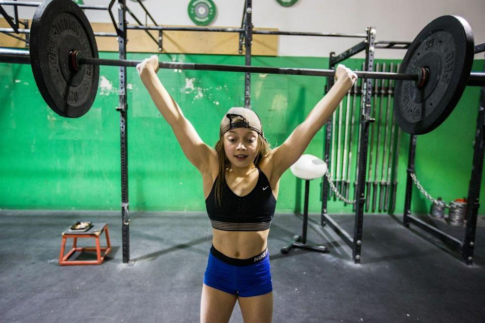 """<p>The semifinals include <a href=""""https://games.crossfit.com/about-the-games"""" rel=""""nofollow noopener"""" target=""""_blank"""" data-ylk=""""slk:10 in-person events"""" class=""""link rapid-noclick-resp"""">10 in-person events</a> across six continents. The athletes only need to compete at one, but the different locations help ensure that all continents are represented at the games. </p>"""