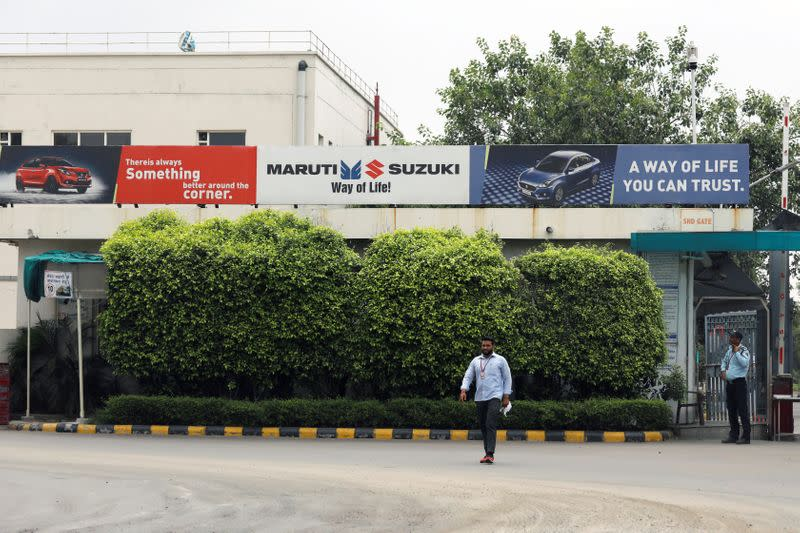 Maruti Suzuki employee at Manesar plant tests positive for COVID-19