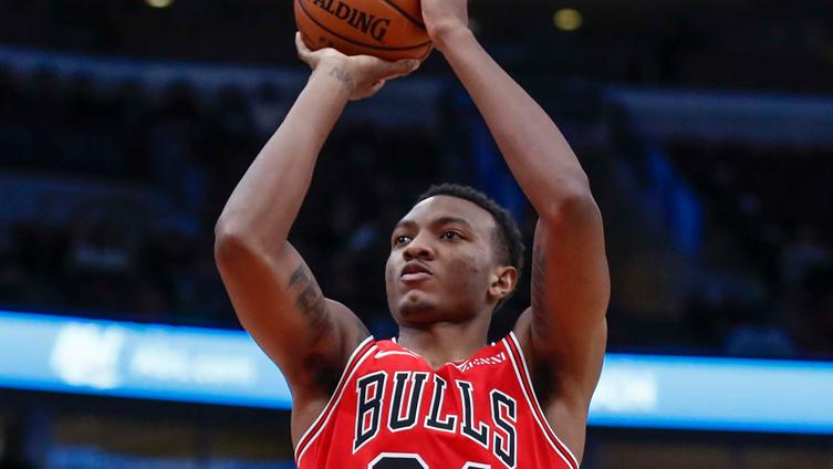 Wendell Carter Jr., NBA Cares host court restoration event that honors slain teenager Darius Brown