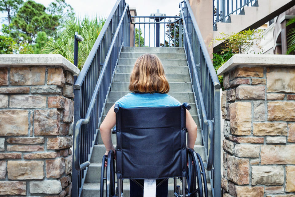 Access for disabled bodies shouldn't be innovation - it should be expected.
