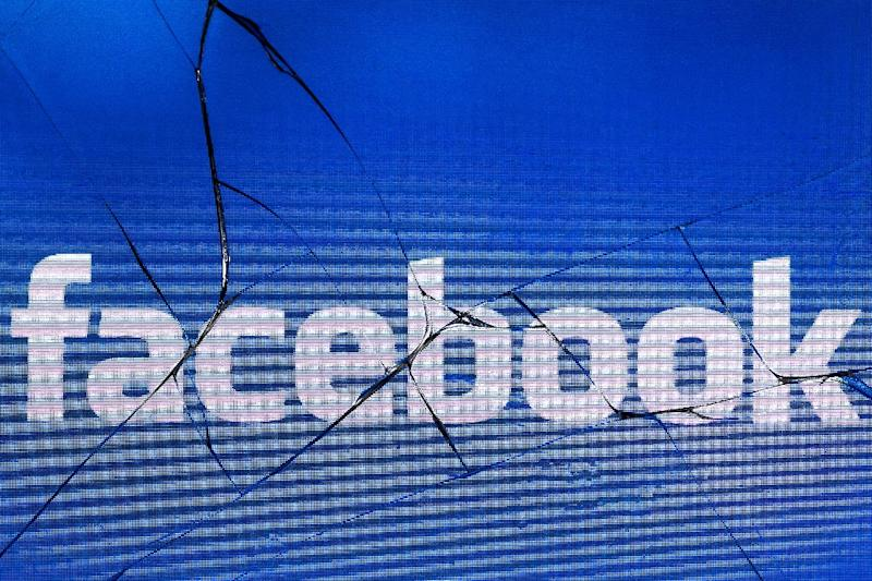 Major tech firms like Facebook and Twitter have been introducing new measures for stamping out extremist content and closing down misinformation on the internet (AFP Photo/JOEL SAGET)