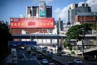 This year was the first time high-profile events have been held for a Chinese Communist Party anniversary in Hong Kong