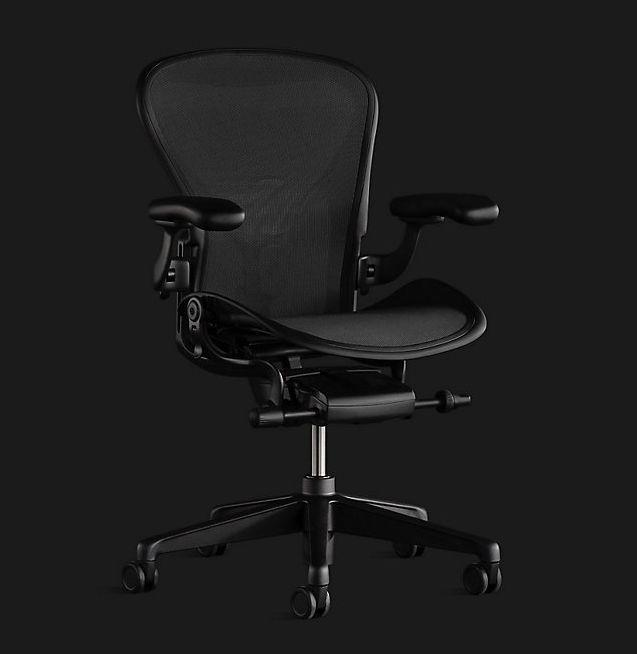 """<p><strong>Herman Miller</strong></p><p>hermanmiller.com</p><p><strong>$1228.25</strong></p><p><a href=""""https://go.redirectingat.com?id=74968X1596630&url=https%3A%2F%2Fstore.hermanmiller.com%2Fgaming%2Faeron-chair%2F2521927.html&sref=https%3A%2F%2Fwww.esquire.com%2Flifestyle%2Fg14381053%2Fbest-video-game-gamer-gifts%2F"""" rel=""""nofollow noopener"""" target=""""_blank"""" data-ylk=""""slk:Buy"""" class=""""link rapid-noclick-resp"""">Buy</a></p><p>By day, it's the <a href=""""https://www.esquire.com/lifestyle/money/g33456944/best-office-chairs/"""" rel=""""nofollow noopener"""" target=""""_blank"""" data-ylk=""""slk:nicest office chair"""" class=""""link rapid-noclick-resp"""">nicest office chair</a> you've ever sat your ass upon. But night, it's a gaming chair the likes of which will elevate a high score just by merely existing. And, you know, lessen lower back pain.</p>"""