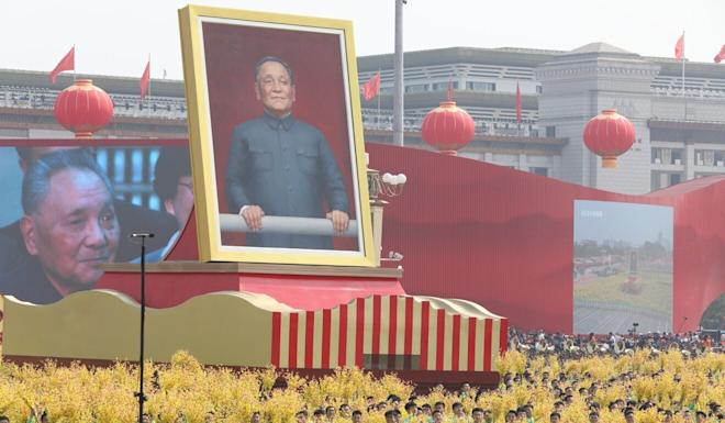 """A former Chinese diplomat suggested Beijing draw on Deng Xiaoping's """"hide your strength, bide your time"""" mantra. Photo: Simon Song"""