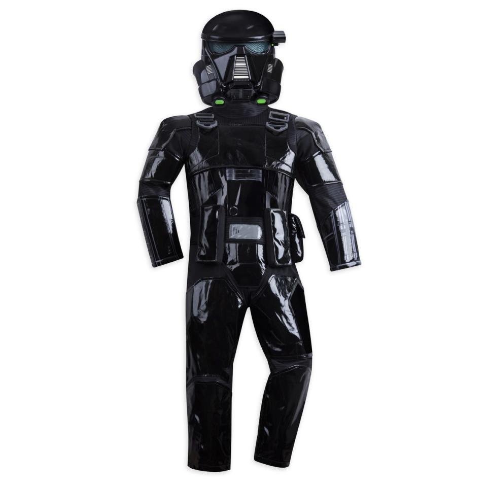 <p>Secure the Death Star plans and all the Halloween candy in this sleek suit. Available for preorder Sept. 2.<i> ($44.95)</i></p>