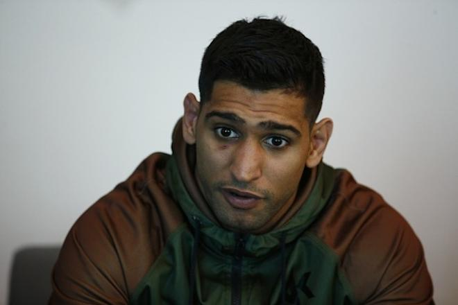 Amir Khan, Conor McGregor, Amir Khan open to facing McGregor, UFC news, boxing news, McGregor vs Mayweather