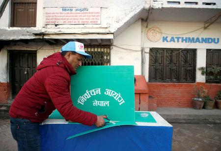 Nepal holds final round of parliamentary, provincial assembly elections