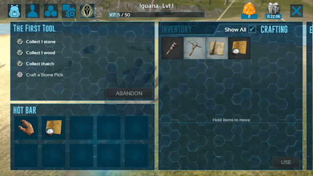 ARK: Survival Evolved' Mobile Guide: How to Craft, Tame & Get