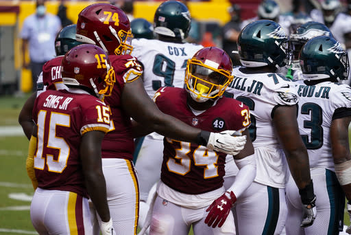 Washington hopes for big things from new-look backfield