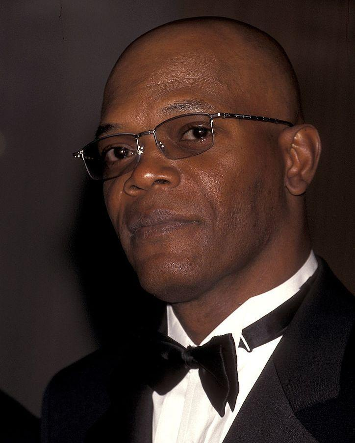 <p>Jackson only two years later. We see you now, Nick Fury.</p>