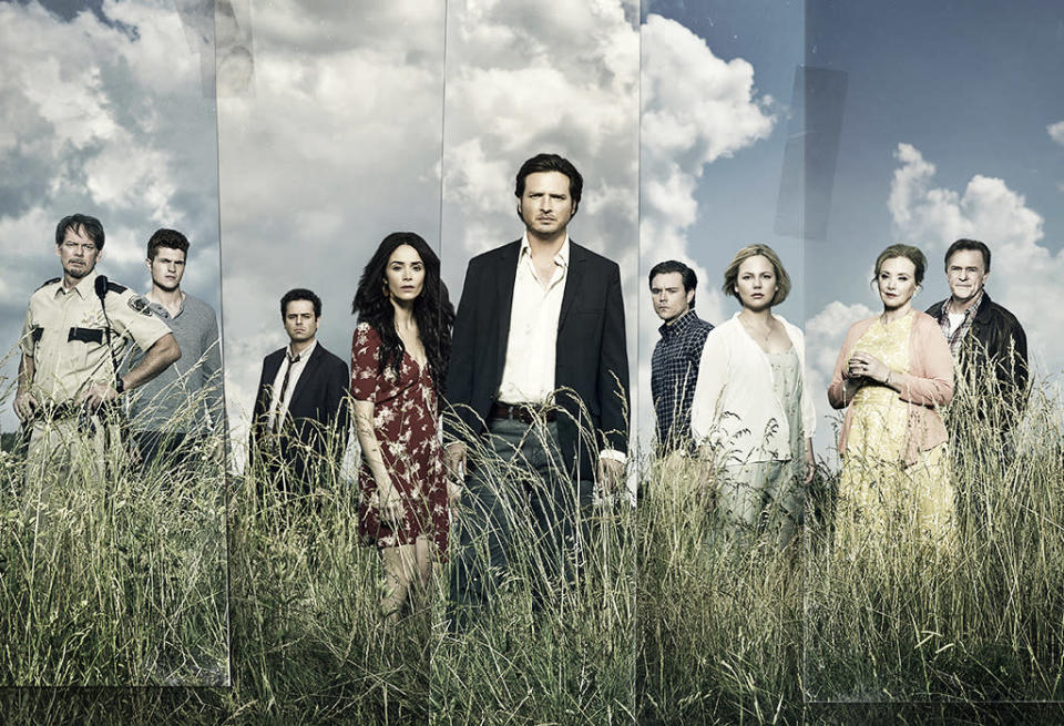 """<p><b>Where We Left Off: </b> Daniel (Aiden Young) moved to Tennessee to start his life over, and give his loved ones the same opportunity to live life outside his shadow back in Georgia. <br><br><b>Coming Up: </b> In the fourth and final season, the story remains about """"an individual's existential journey through his life,"""" says series creator Ray McKinnon. """"I think I've explored the story and the characters enough to at least feel good about me leaving it. Hopefully the viewers are going to have their own individual subjective experience to this journey. Hopefully they'll feel, I don't know if 'closure' is the word … maybe 'full.'"""" Adds Abigail Spencer, who plays Daniel's long-suffering sister Amantha, """"To me it's just a season. Amantha lives on. I feel curious about where she will go and what she will do or who she will be with, whatever happens even when the cameras stop rolling. That's hopefully what people will really feel."""" <br><br><b>Did He or Didn't He?: </b> For viewers who still want a definitive answer to whether or not Daniel killed his high school girlfriend Hannah, McKinnon offers this: """"I think I still feel that if Daniel was wrongfully convicted, one of the big motivating factors of his wrongful conviction is the pressure that law enforcement feel about finding closure, about finding out what happened. Not all wrongful convictions are caused by crooked law enforcement. Sometimes in life we don't get to know what happened. You know? That's life. If that is what happens with this series, then that's true to the original story we sought to tell."""" <i>– KP</i> <br><br>(Credit: James Minchin/Sundance TV)</p>"""